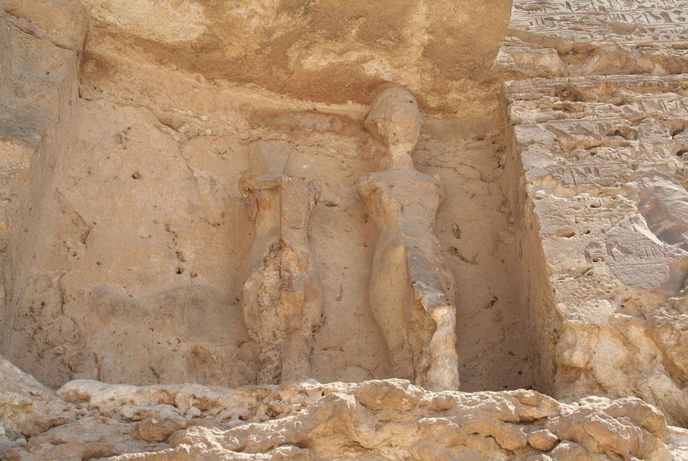 Las Estelas fronterizas de Ajenatón - Egypt Tours Portal (ES)