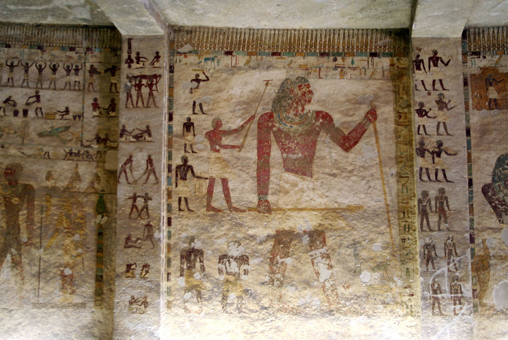 Las Tumbas de Beni Hassan - Egyp Tours Portal (ES)