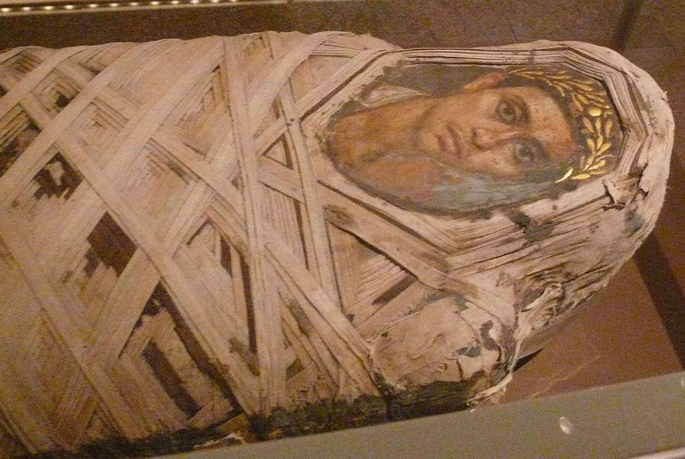 Los Retratos de El Fayum - Egypt Tours Portal (ES)