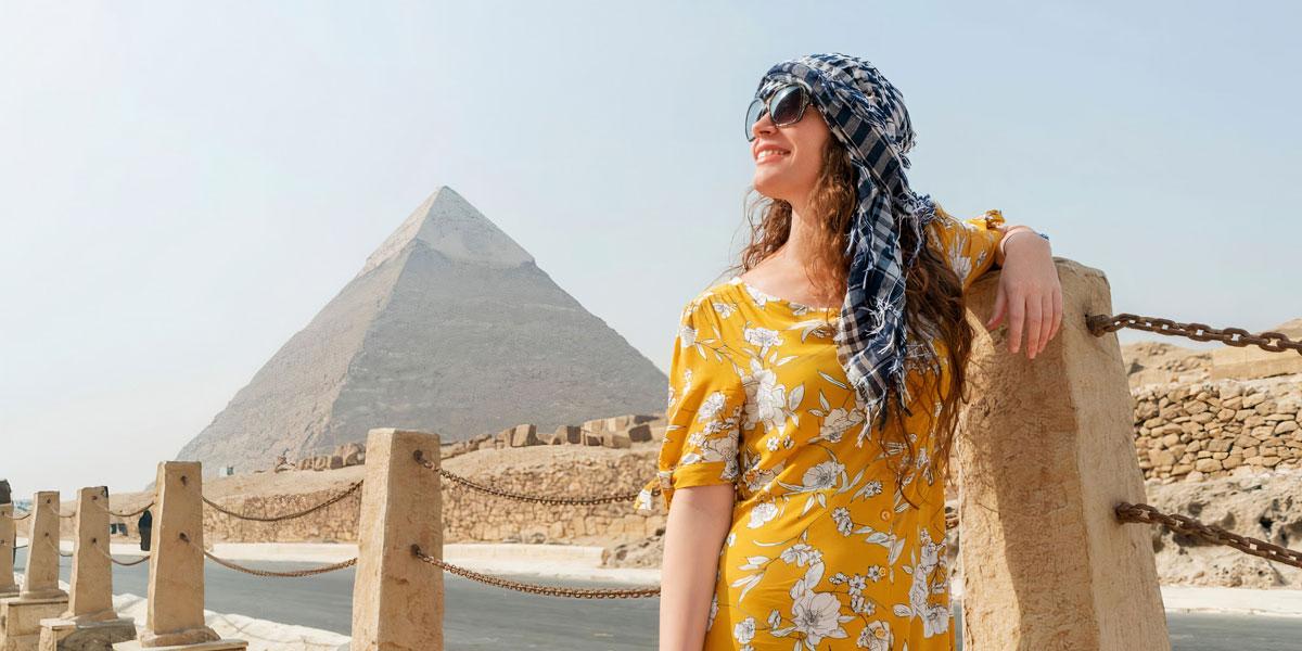 Maravillas de Egipto protegidas por la UNESCO en 6 Días