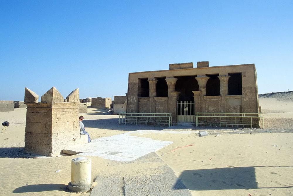 Tumba de Petosiris en Tuna El Yebel - Egypt Tours Portal (ES)