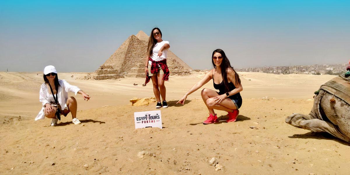 2 Días de Viaje a El Cairo