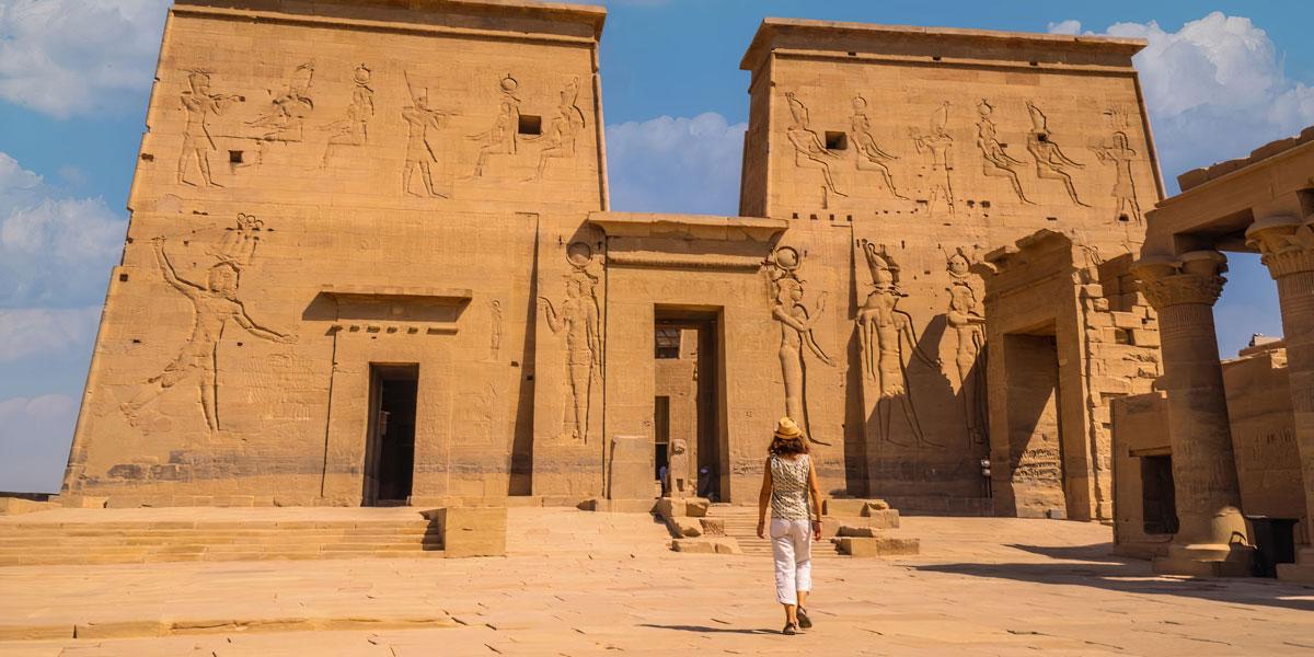 Excursión a Abu Simbel y Asuán desde El Cairo