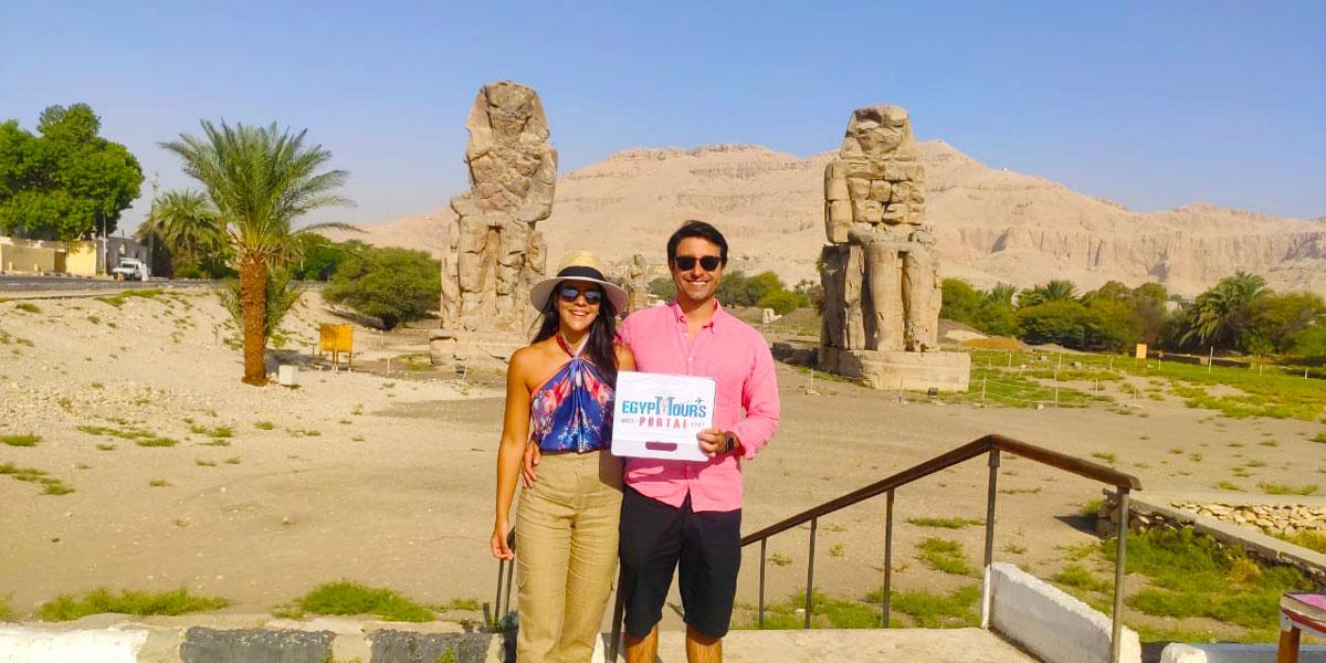 13 Días Inolvidables en El Cairo, Alto Egipto, y Hurgada por Tierra
