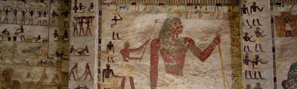 D  a 2: Descubrir Tell El Amarna y Beni Hassan