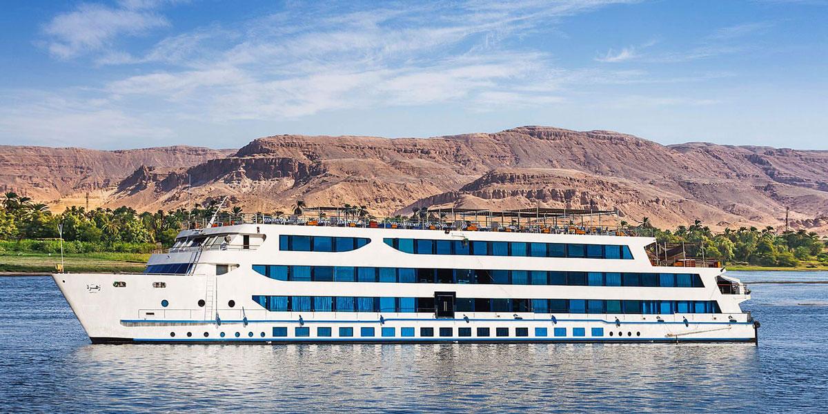 Cruceros de Gran Lujo por el Nilo