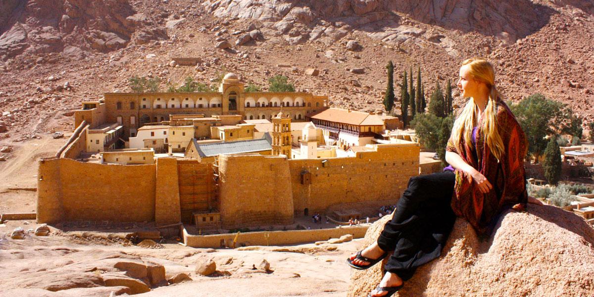 Dos Días de Excursión desde El Cairo a Sinaí