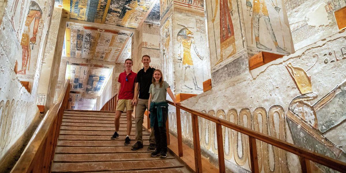 2 Días de Excursión desde El Cairo a Luxor