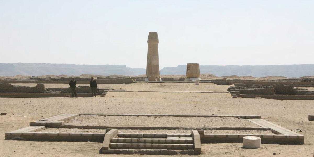Un Día de Excursión desde El Cairo a Menia
