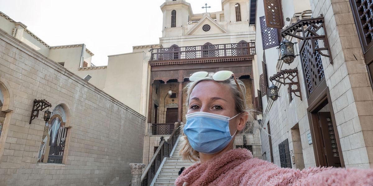 Un Día de Excursión en El Cairo Copto