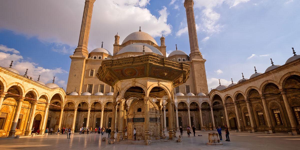 Excursión de Un Día en El Cairo Islámico