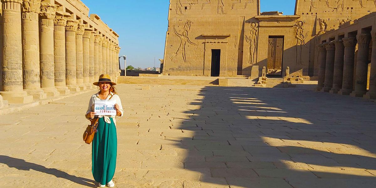 Dos Semanas en El Cairo, Crucero por el Nilo, Alejandría, Hurgada