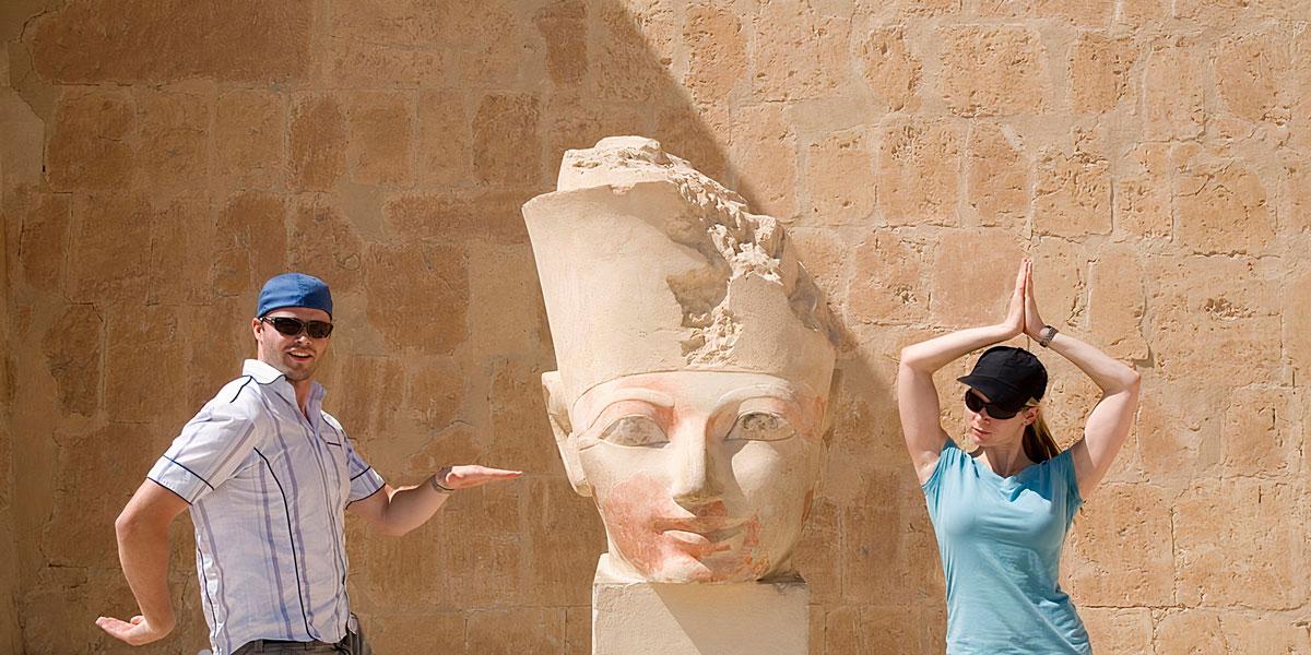 5 Días de lujo en El Cairo, Luxor y Abu Simbel
