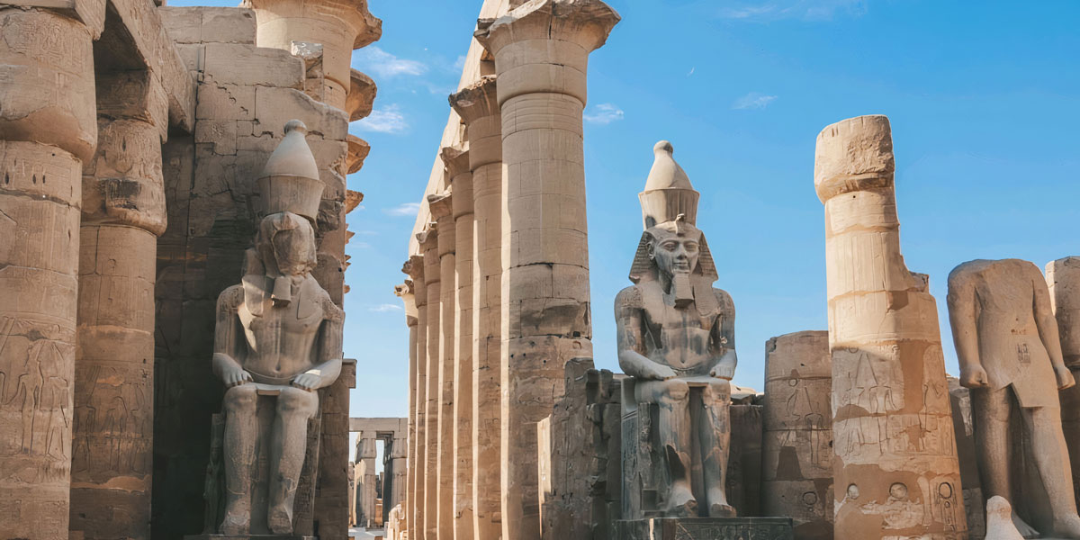 11 Días de lujo por Tierra en El Cairo, Alejandría y Alto Egipto