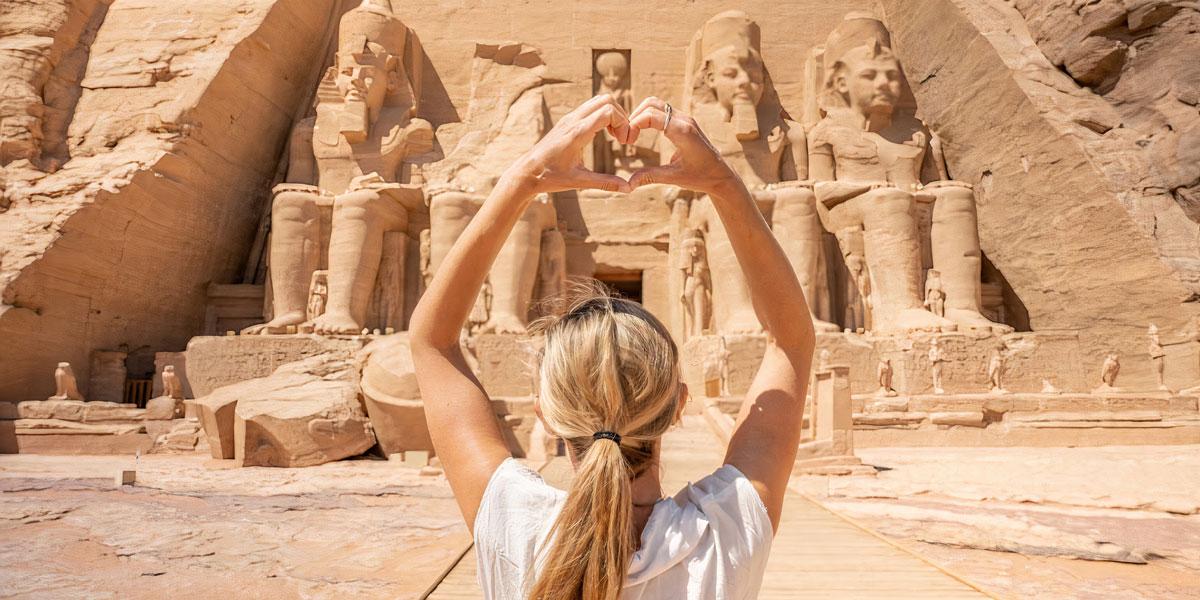2 Días de Excursión a Asuán y Abu Simbel desde El Gouna