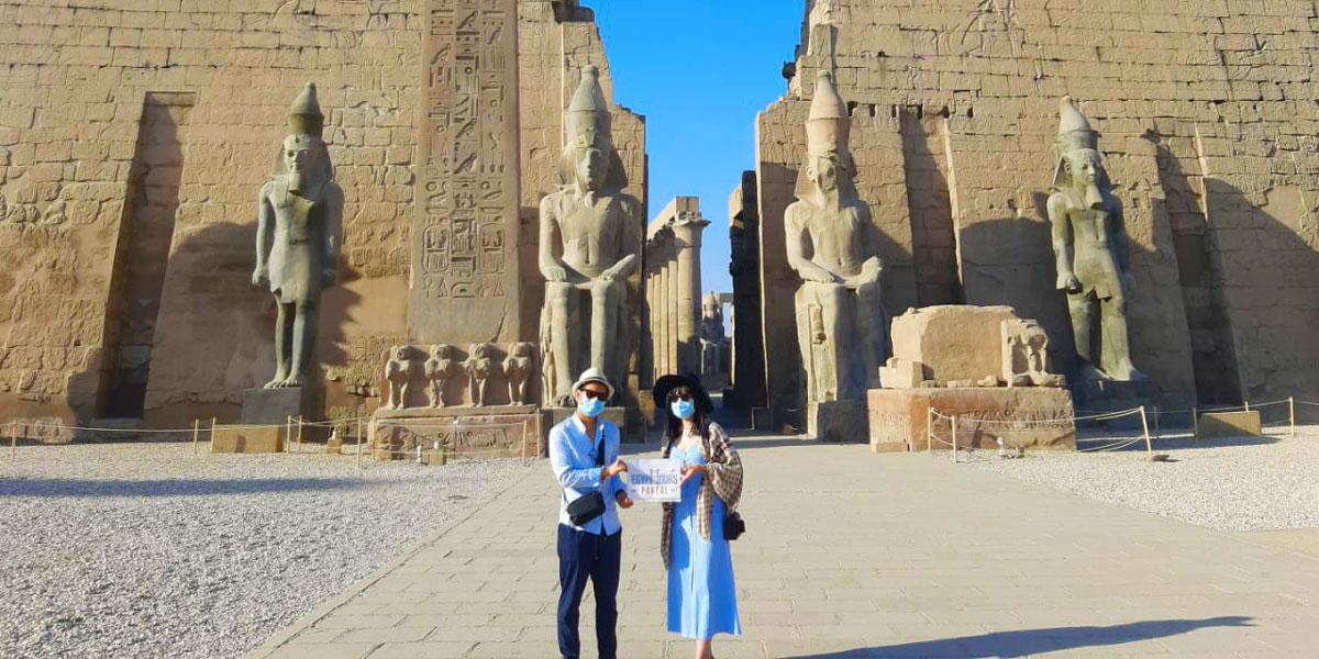 2 Días de Excursión desde El Gouna a El Cairo y Luxor