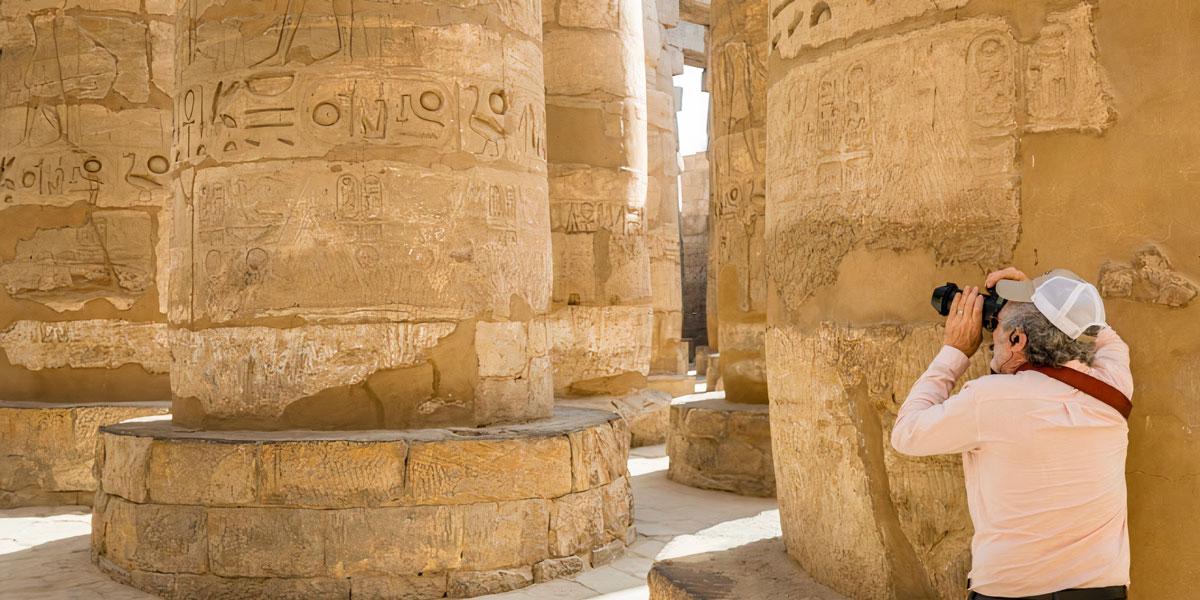 Estupendos 5 Días de Viaje para Mayores en El Cairo y Luxor
