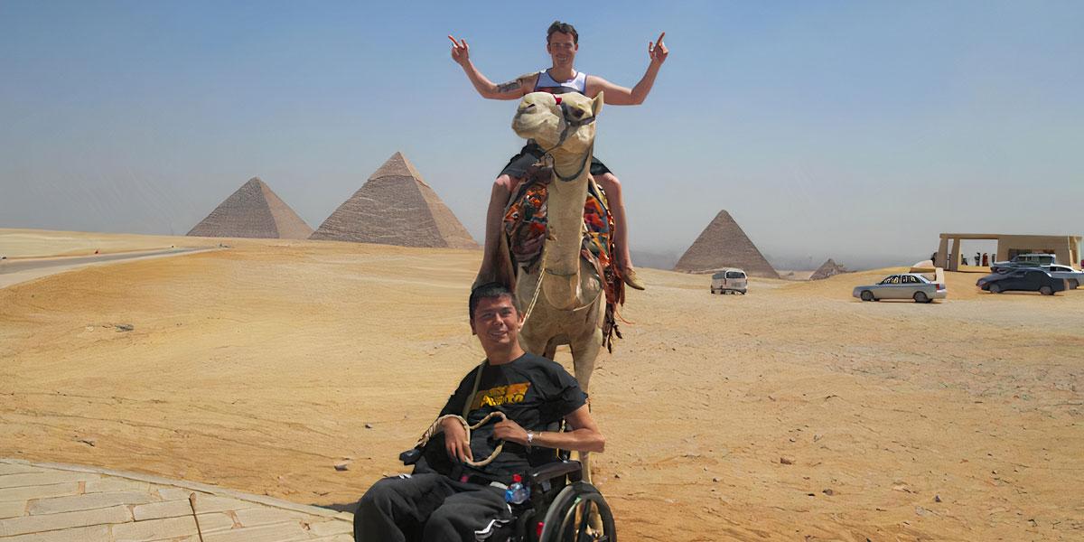 Viaje Accesible de 7 Días por Tierra en El Cairo y Alto Egipto