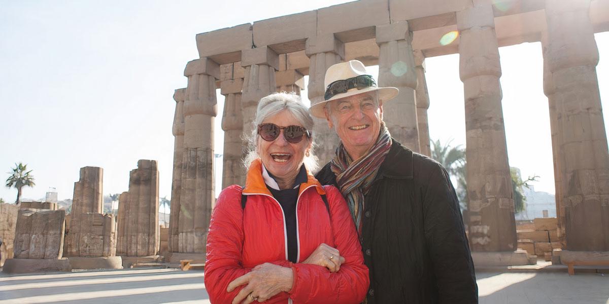 Viaje Accesible de 6 Días en El Cairo, Luxor y Asuán Incluido Abu Simbel