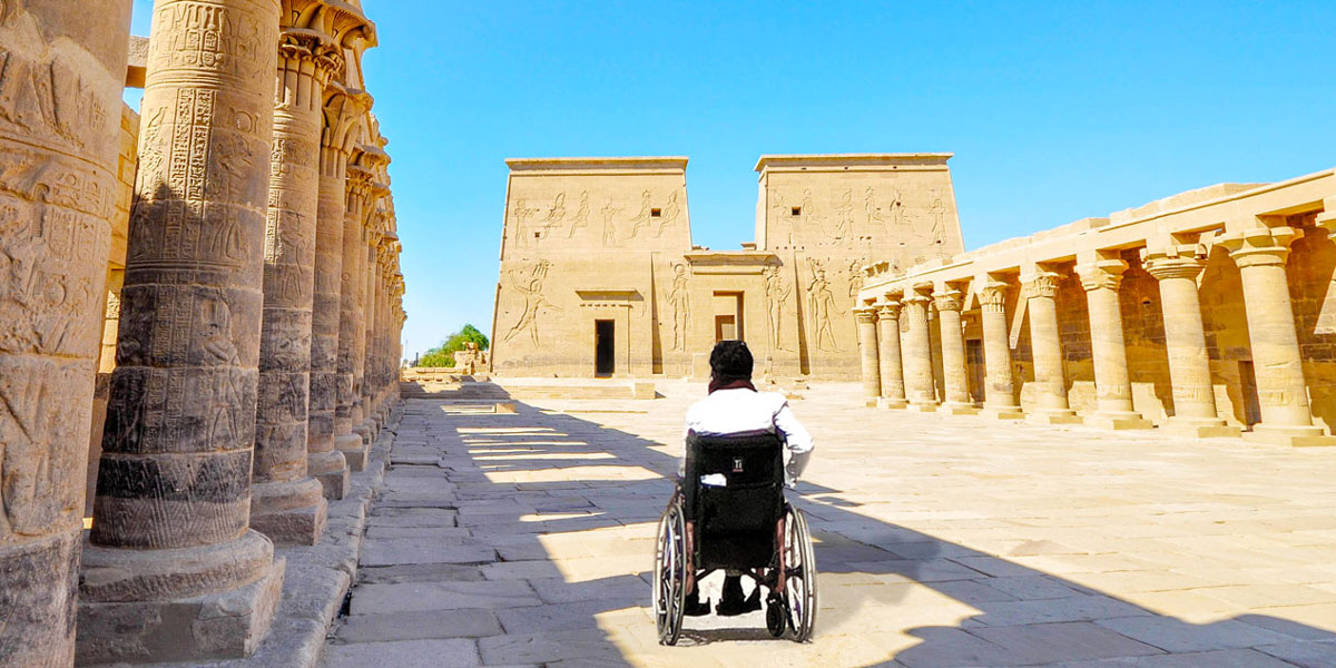 Excepcionales 9 Días de Viaje Accesible en Egipto