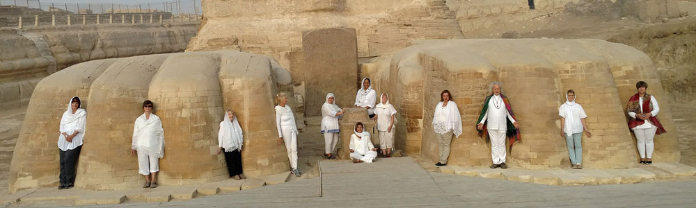 Día 2: Visitar la Necrópolis de Guiza