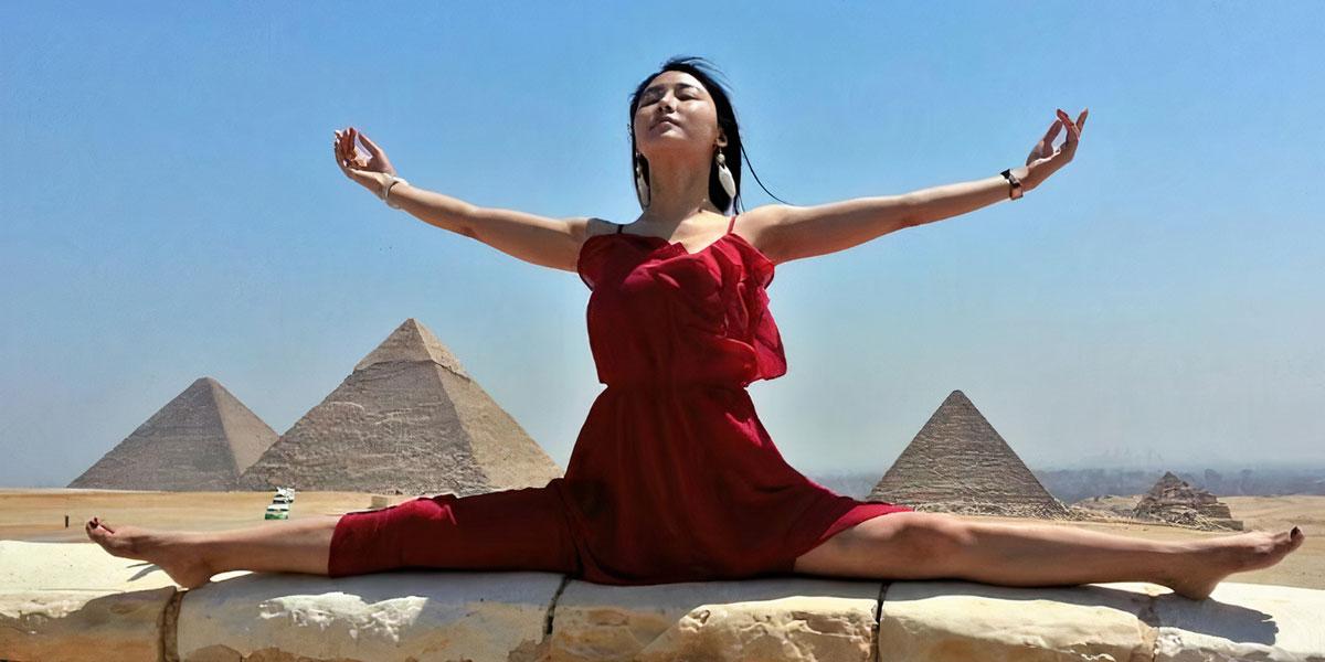 12 Días Espirituales en El Cairo, Crucero por el Nilo, Hurgada y Alejandría