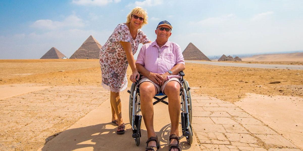 Viaje Accesible a Egipto de 4 Días en El Cairo