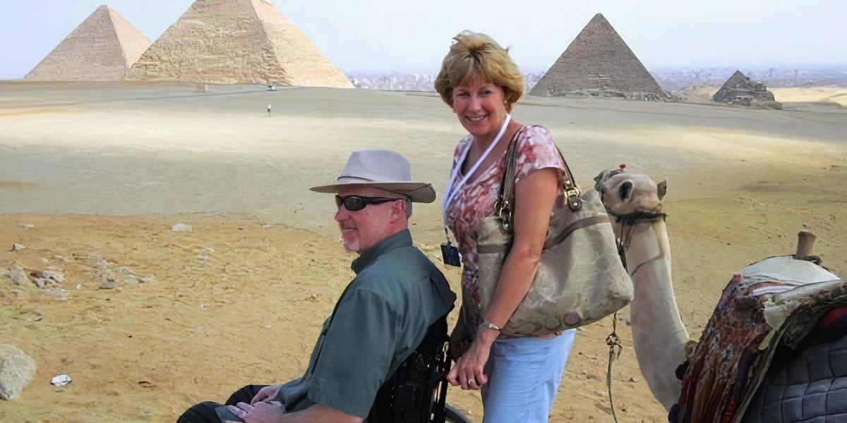 Viaje Accesible a Egipto de 5 Días en El Cairo, Abu Simbel y Luxor