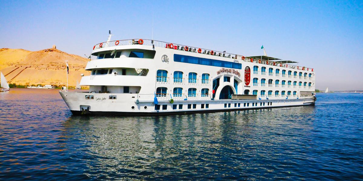 Viaje Accesible de 8 Días en El Cairo y Crucero por el Nilo