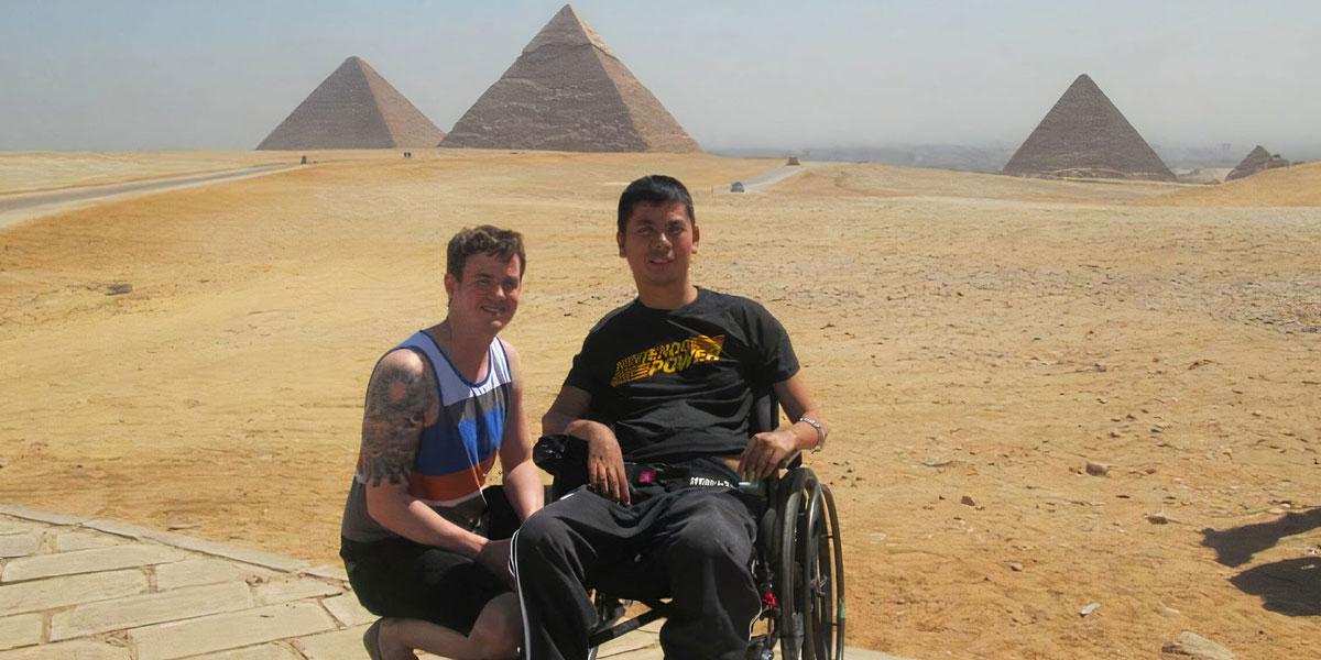 Viaje Accesible de 4 Días en El Cairo y Asuán