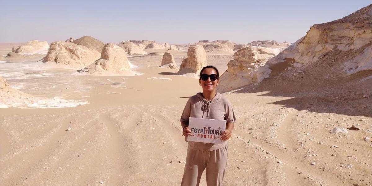 14 Días al Desierto de Sahara, El Cairo, Luxor y Hurgada